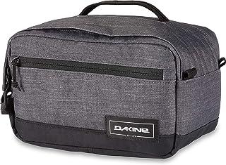 حقيبة السفر الكبيرة من داكين جرومر - أدوات الزينة للجنسين، حقيبة مستحضرات التجميل والإكسسوارات - لون بني