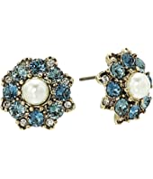 Marchesa - Cluster Stud Earrings
