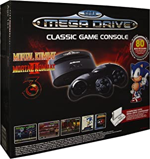 Sega Classic Game Console with 80 Games [video game]