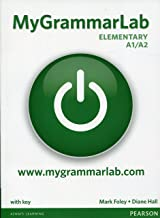 MyGrammarLab Elementary with Key and MyLab Pack (Longman Learners Grammar)