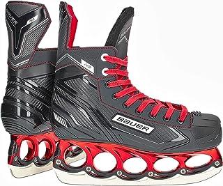 tblade Schlittschuhe Bauer Red NS t-Blade Freestyle Schlittschuhe Eislaufen