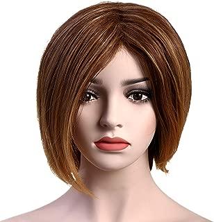 short hair characters