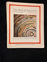 The Aims of Argument Seventh Edition