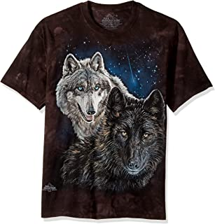 The Mountain Star Wolves Adult T-Shirt