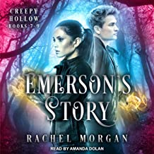 Emerson's Story: Creepy Hollow Collection Series 3: Creep Hollow Books 7-9