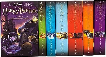 Harry Potter Box Set: The Complete Collection (Children's Hardback) (Set of 7 Volumes)