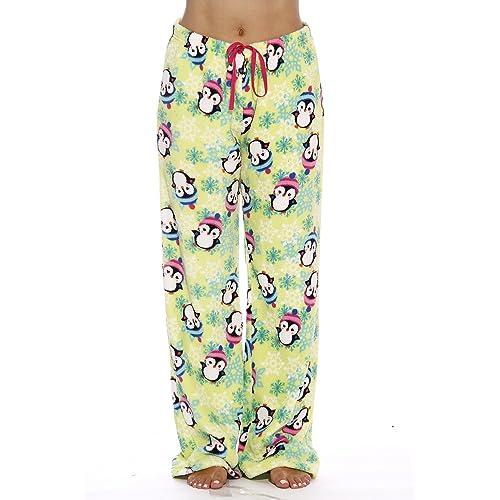 51480f3134 Just Love Women s Plush Pajama Pants - Petite to Plus Size Pajamas