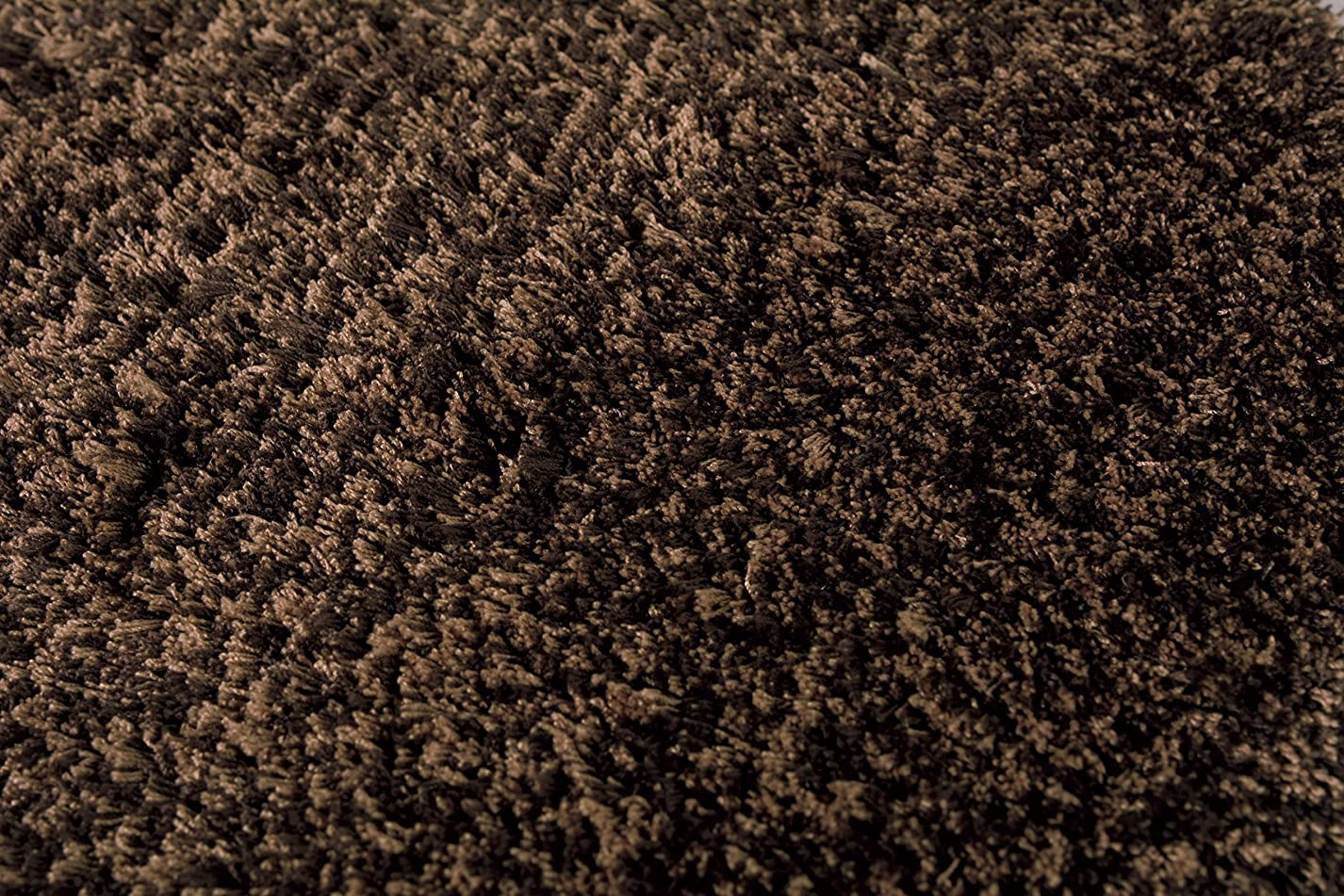 権限ホラー特徴づける萩原 玄関マット ブラウン サイズ:約50×80cm