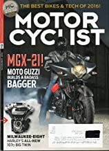 Motorcyclist 2016 Magazine MOTORCYCLE OF THE YEAR AWARDS: THE BEST MACHINES AND TECHNOLOGY OF 2016