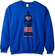 Trevco Men's Batman V Superman Sweatshirt