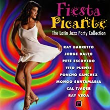 Fiesta Picante: The Latin Jazz Party Collection Set