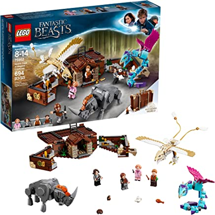 LEGO Fantastic Beasts Newt s Case of Magical Creatures 75952 Building Kit  (694 Piece) 52b5e1238016c