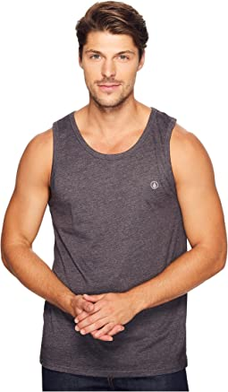 Volcom - Solid Heather Tank Top