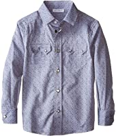 Dolce & Gabbana Kids - Jacquard Western Shirt (Toddler/Little Kids)