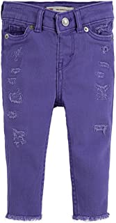 Baby Girls Super Skinny Fit Jeans