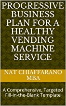 healthy vending business plan