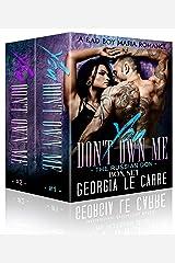 You Don't Own Me 1 & 2- Box Set: A Bad Boy Mafia Romance (The Russian Don) Kindle Edition