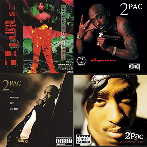 Best of 2Pac by Scarface, 2Pac, Talent, Dramacydal, The Outlawz