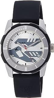 Economy 2013 Analog Multi-Color Dial Men's Watch -NK3099SP01