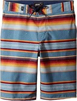 Rockaway Stretch Boardshorts (Little Kids/Big Kids)