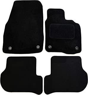Black Trim Sakura WW1381 Rubber Boot Mat