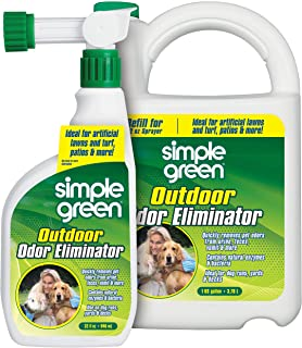 Simple Green Outdoor Odor Eliminator for Pets, Dogs, Ideal for Artificial Grass &..