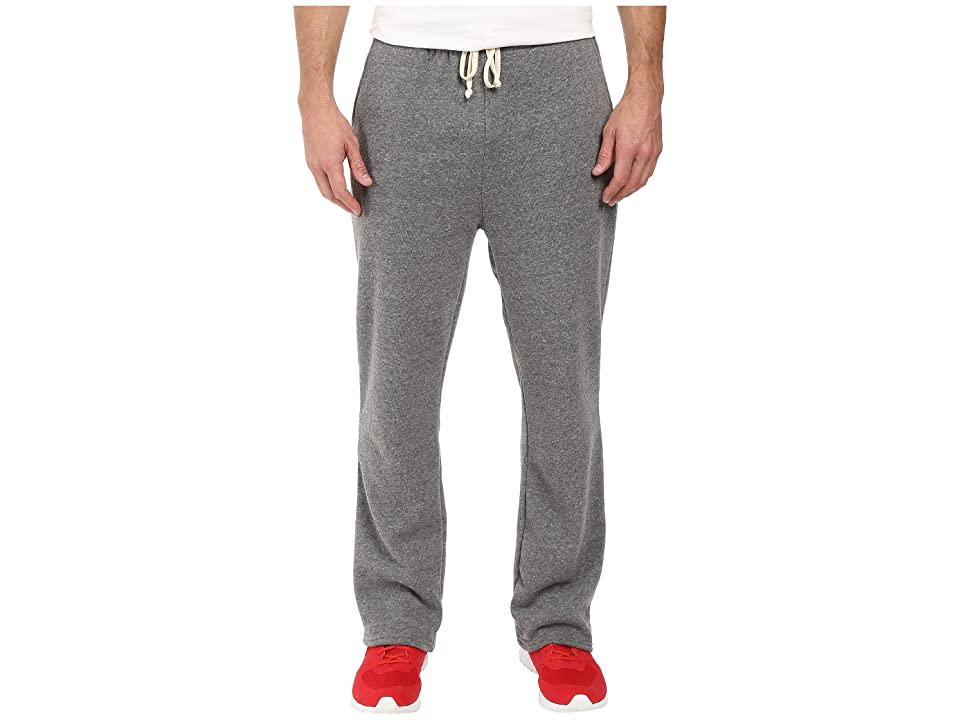 Alternative Eco Fleece The Hustle Open Bottom Sweatpants (Eco Grey) Men