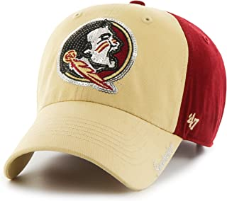 '47 NCAA 女士闪耀双色整理可调节帽子