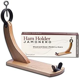 Ham Stand Spain - Jamonero Ham Holder for Spanish Hams and Italian Prosciutto Jamonprive