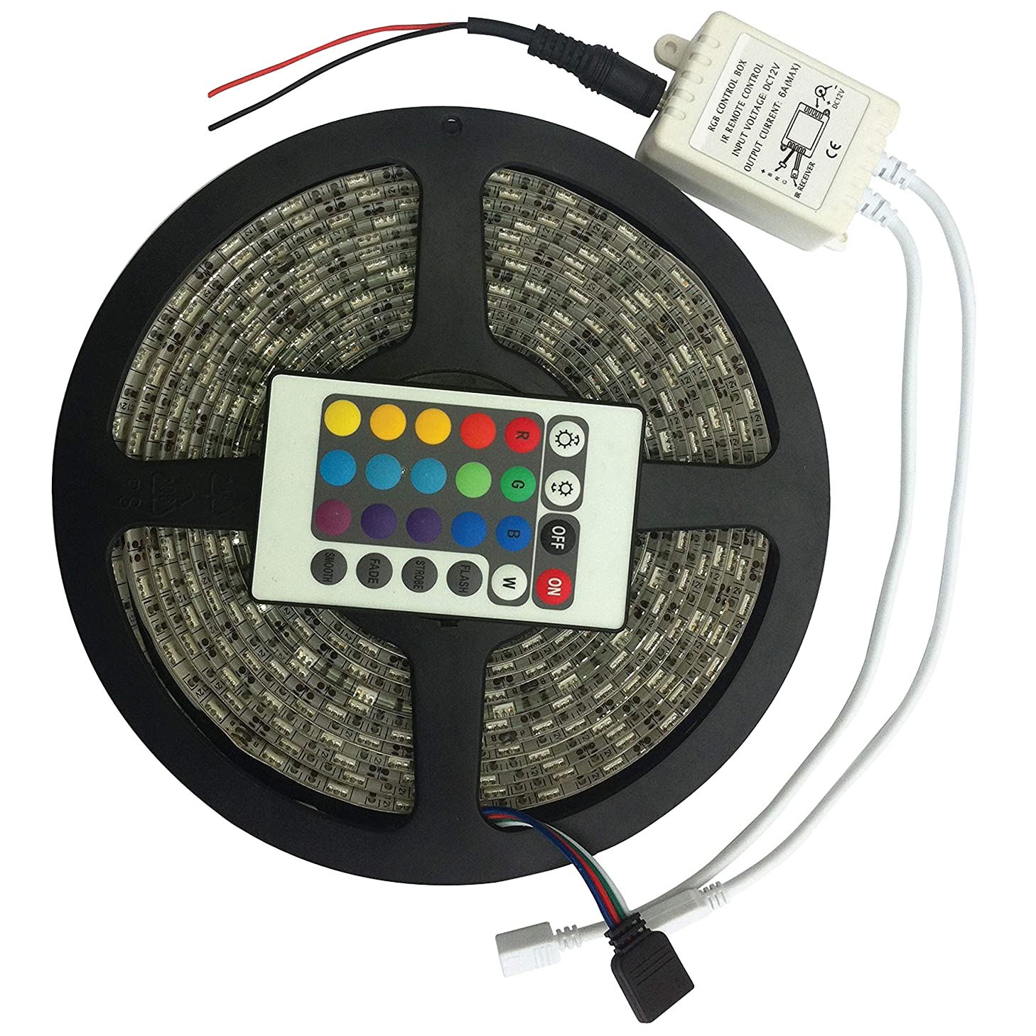 A P Products AP Products 016-SL5100 Light Strip Led Multi Color