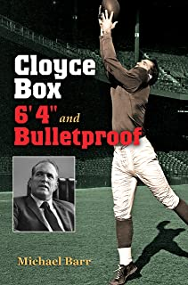 "Cloyce Box, 6'4"" and Bulletproof (Swaim-Paup-Foran Spirit of Sport Series, sponsored by James C. '74 & Debra Parchman Swaim, Nancy & T. Edgar Paup '74, & Joseph Wm. & Nancy Foran)"