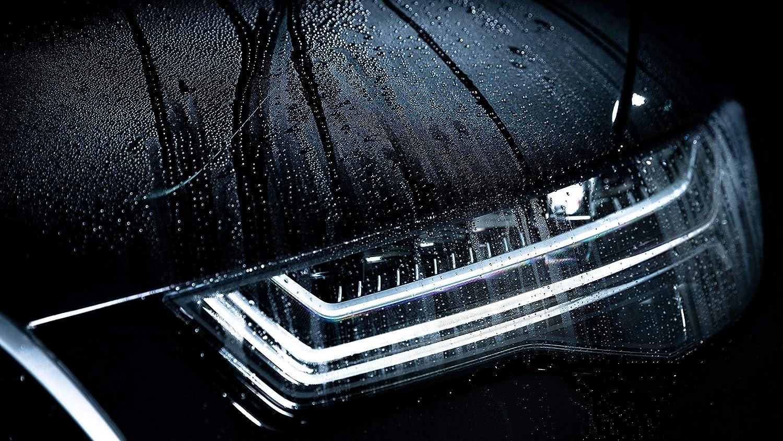 Nanolex Si3d Matt Lackversiegelung Set Nanoversiegelung Für Erhöhte Lackhärte Farbvertiefung Quartz Coating Für Langanhaltenden Mattlackschutz Mit Lotuseffekt 50 Ml 200 Ml Auto