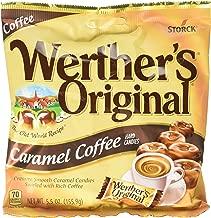 Werther's Original Caramel Coffee Hard Candies, 5.5 Ounce