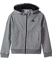 adidas Kids - Athletics Jacket (Big Kids)