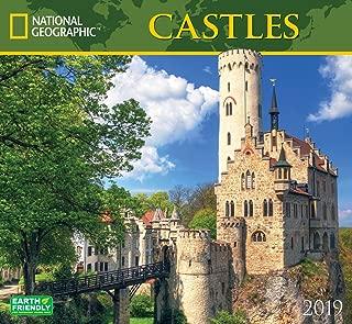castle calendar 2018
