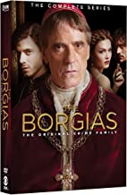 Borgias: The Complete Series (9 Dvd) [Edizione: Stati Uniti] [Italia]
