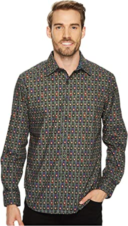 Robert Graham - Forest Lanterns Long Sleeve Woven Shirt