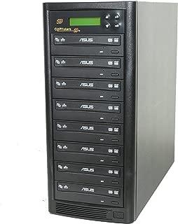 Copystar DVD Duplicator Sata 1 to 7 24X DVD-Burner Drive CD DVD Duplicator Writer Copier Tower