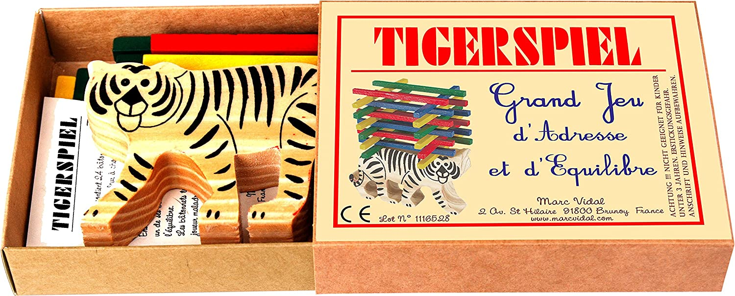 Marcvidal marcvidal249 Game of The Tiger Non-Wooden Puzzle B07226JQNN  Kostengünstig     | Sale