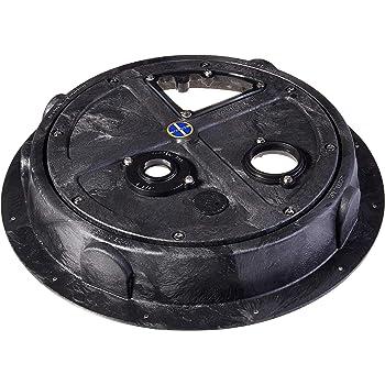 Pedestal Sump Cover Silicone Caulk And Pipe Seals For Radon Mitigation System Amazon Com
