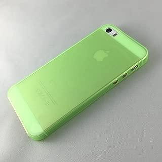 Phoenix 0.3 MM PP 哑光磨砂半透明*后盖 适用于 iPhone 5 5S 5G