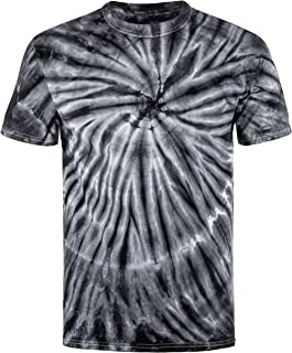 Magic River Handcrafted Tie Dye T Shirts - 11 Youth and Adult Sizes - 15 Color Patterns