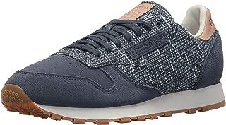 Reebok Men's Cl Leather Ebk Sneaker