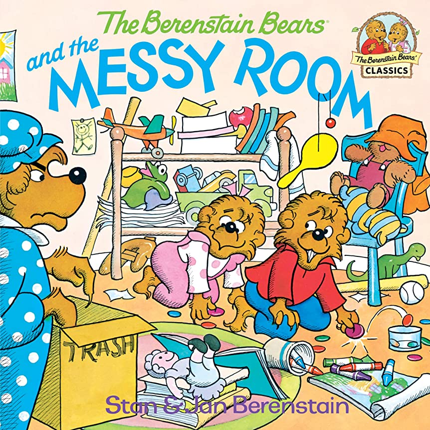 謝罪かなりの松明The Berenstain Bears and the Messy Room (First Time Books(R)) (English Edition)