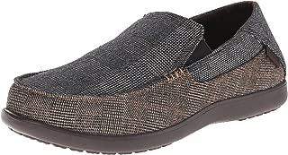 Crocs Men's Santa Cruz 2 Luxe Tweed M Slip-On Loafer