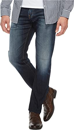 Tellis Modern Slim Leg Denim in 5 Years Chosen
