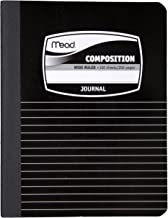 Mead Composition Book/Notebook, Wide Ruled Paper, 100 Sheets, 9-3/4