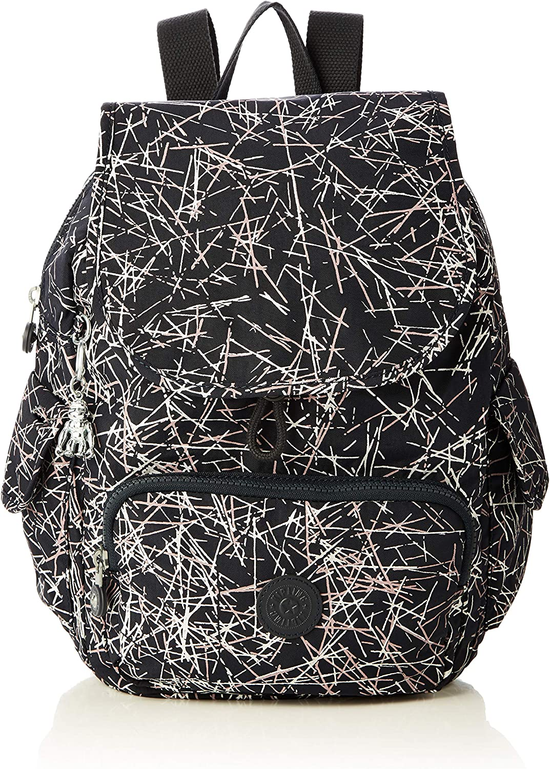 Kipling City Pack Cheap mail order specialty store S In stock Women's Multicolour P Navy Stick Backpack