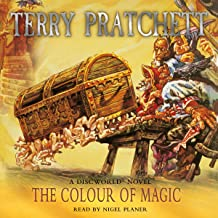 The Colour Of Magic: (Discworld Novel 1)