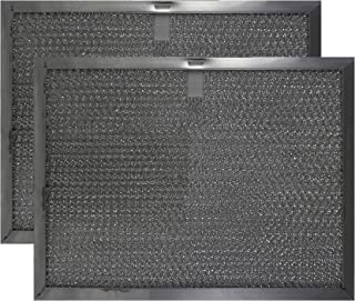 American Metal Aluminum Range Hood Filter - 8-7/16